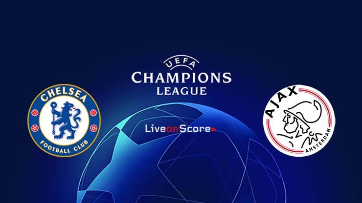 Chelsea Vs Ajax Preview And Prediction Live Stream Uefa