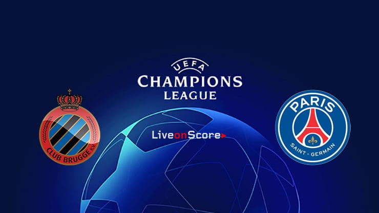 Club Brugge KV vs Paris SG Preview and Prediction Live stream UEFA Champions League 2019/2020