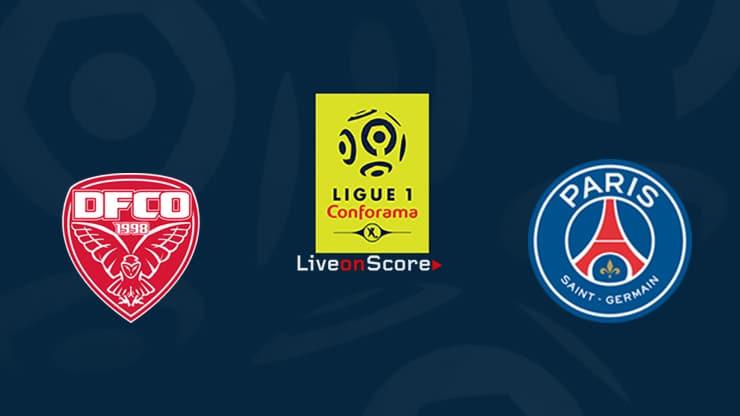 Dijon vs Paris SG Preview and Prediction Live stream Ligue 1  2019/2020