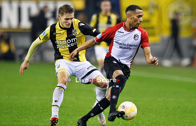FC Emmen Vs Vitesse Preview And Prediction Live Stream