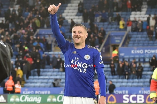Vardy: I rediscovered my love of football in non-league