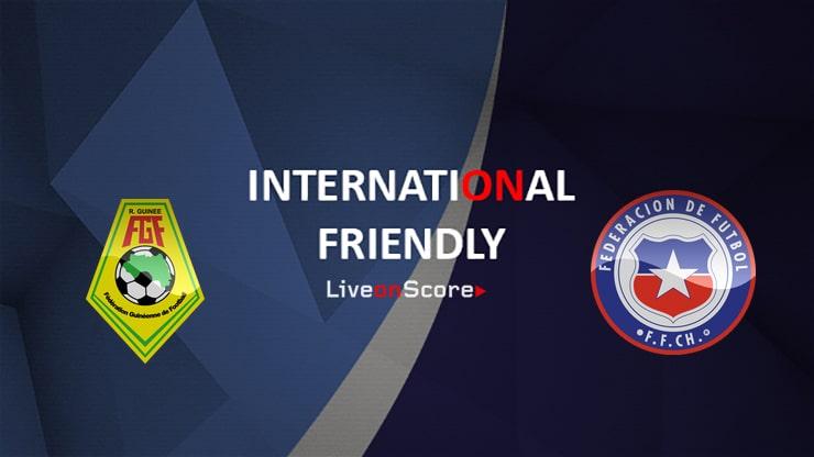 Guinea vs Chile Preview and Prediction Live Stream International Friendly 2019