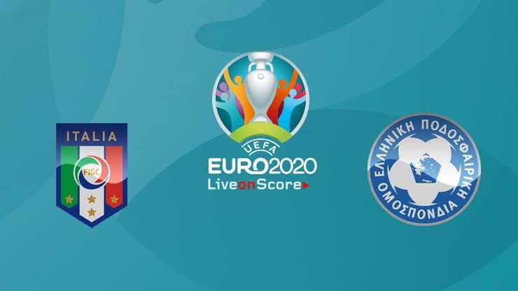 Xem lại Italia vs Hy Lạp, vòng loại Euro 2020