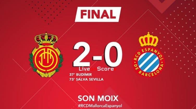 Mallorca 2-0 Espanyol Full Highlight Video – LaLiga Santander