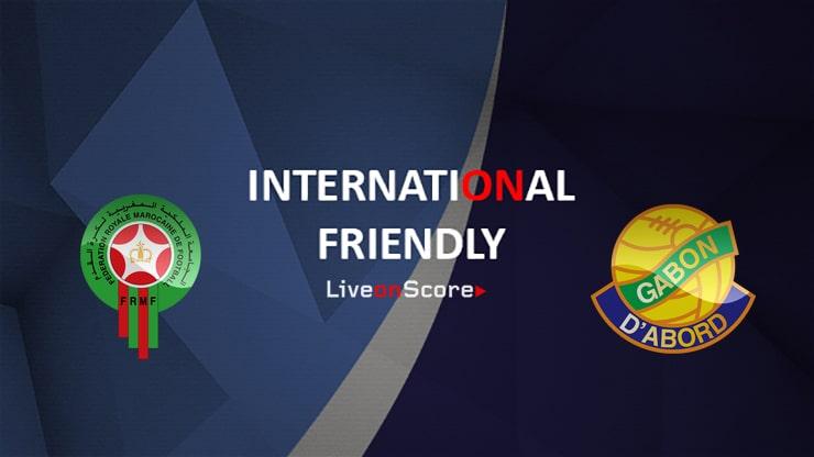 Morocco vs Gabon Preview and Prediction Live Stream International Friendly 2019