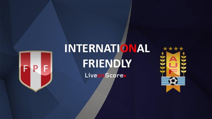 Peru vs Uruguay Preview and Prediction Live Stream International Friendly 2019