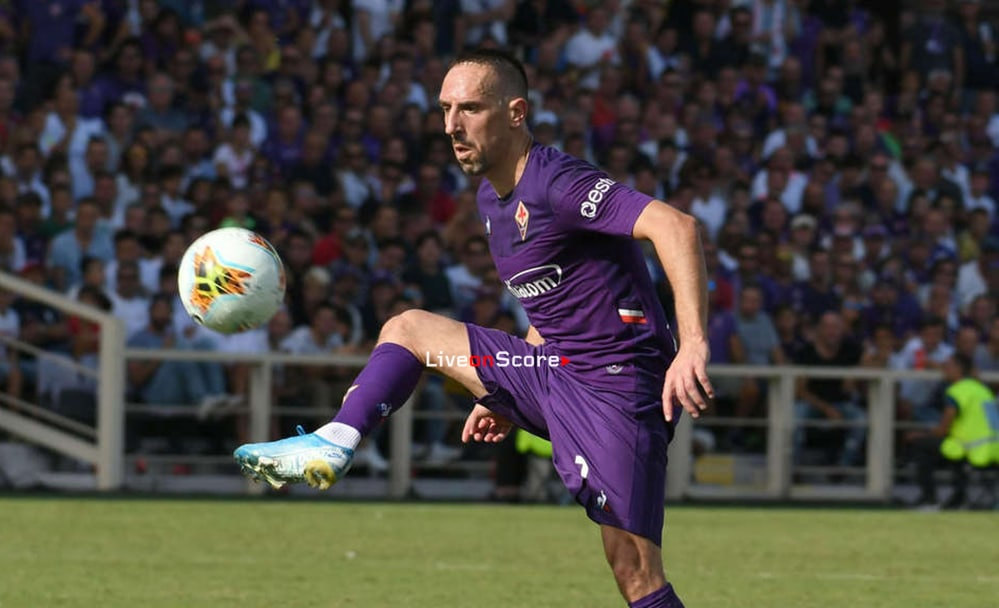 RIBERY TO MEET FANS AT FIORENTINA STORE DUOMO ON THURSDAY 10 OCTOBER