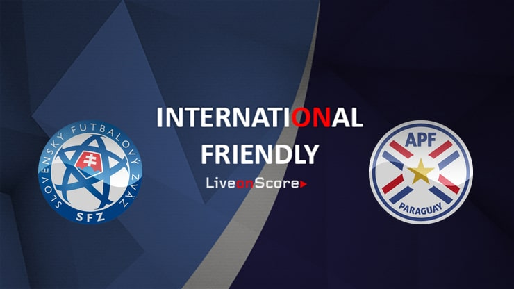 Slovakia vs Paraguay Preview and Prediction Live Stream International Friendly 2019
