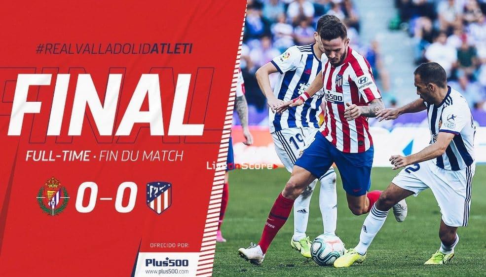 Valladolid 0-0 Atl. Madrid Full Highlight Video – LaLiga Santander