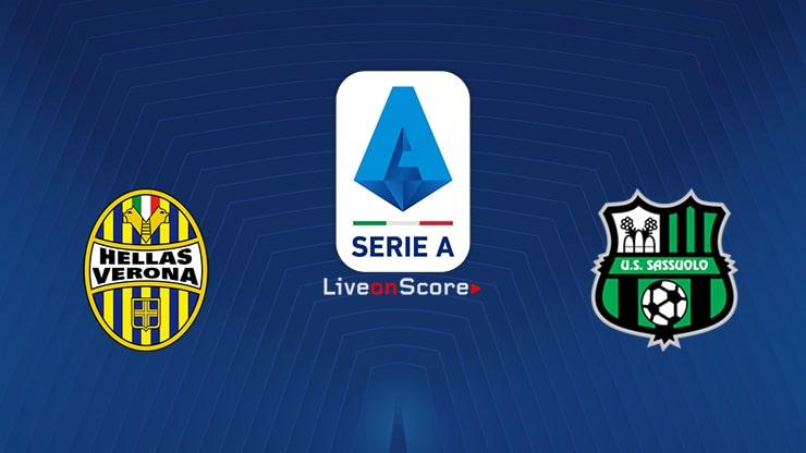 Verona vs Sassuolo Preview and Prediction Live stream Serie Tim A  2020/2021