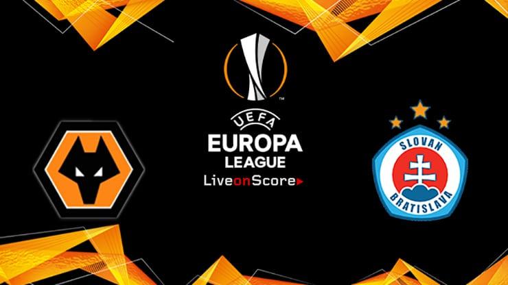 Wolves Vs Slovan