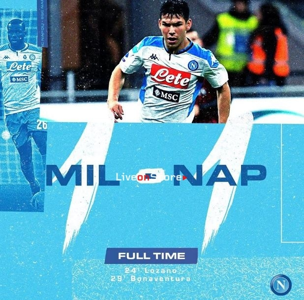AC Milan 1-1 Napoli Full Highlight Video – Serie Tim A