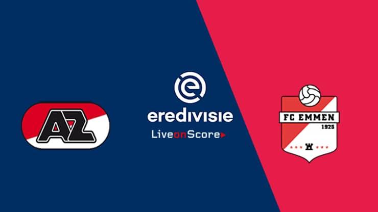 AZ Alkmaar vs FC Emmen Preview and Prediction Live stream – Eredivisie 2020/2021