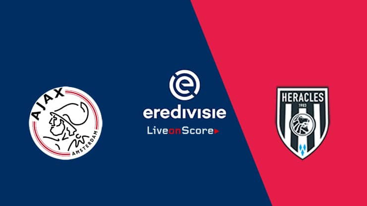 Ajax vs Heracles Preview and Prediction Live stream – Eredivisie 2020/2021