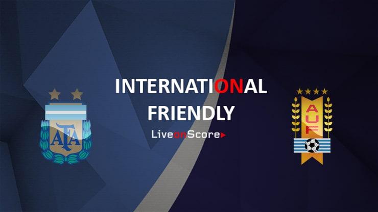 Argentina vs Uruguay Preview and Prediction Live Stream International Friendly 2019