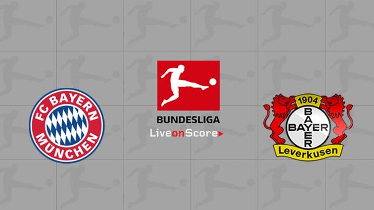 Bayern Munich vs Bayer Leverkusen Preview and Prediction Live stream Bundesliga 2019/2020
