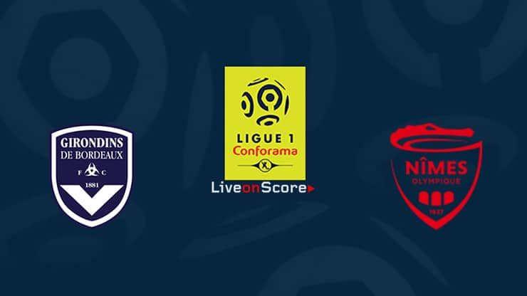 Bordeaux vs Nimes Preview and Prediction Live stream Ligue 1  2019/2020