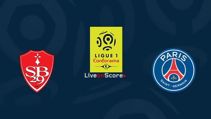 Brest vs Paris SG Preview and Prediction Live stream Ligue 1  2019/2020