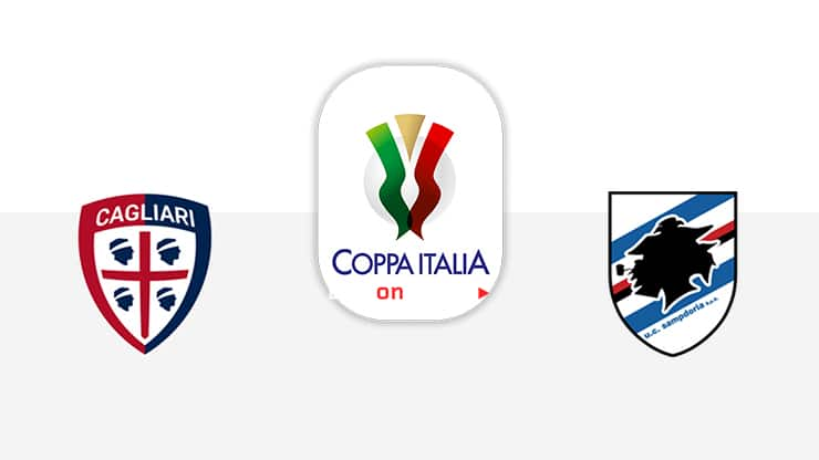 Cagliari vs Sampdoria Preview and Prediction Live Stream Coppa Italia 1/16 Finals 2019/2020