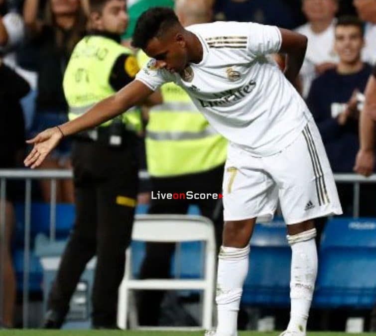 Rodrygo is the second youngest Real Madrid player to score a hat-trick in the Champions League