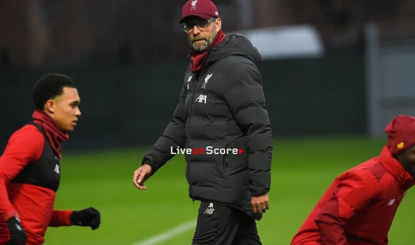 Jürgen Klopp: This run of games is an opportunity