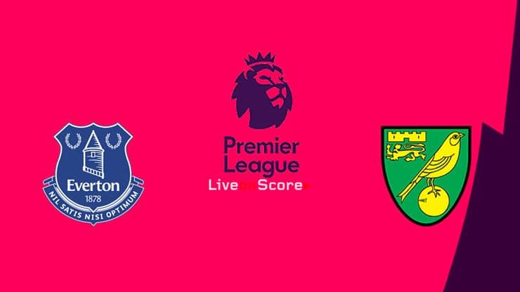 ผลการค้นหารูปภาพสำหรับ Everton vs Norwich graphic