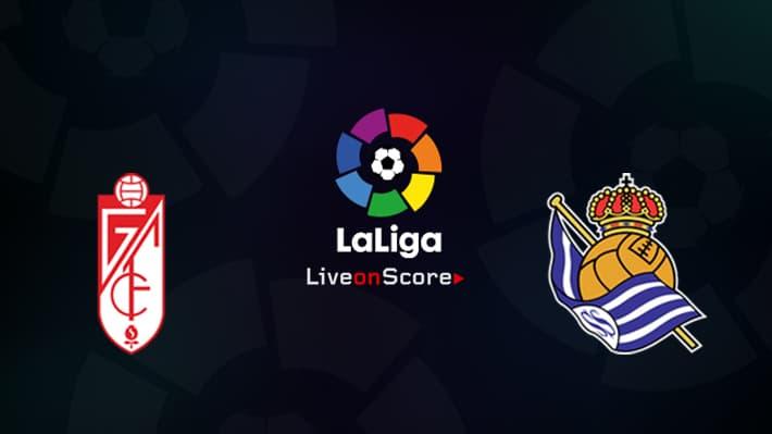 Granada CF vs Real Sociedad Live stream LaLiga Santander 2019/2020