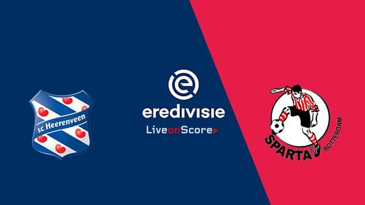 Heerenveen vs Sparta Rotterdam Preview and Prediction Live stream – Eredivisie 2019/2020