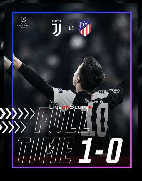 Juventus 1-0 Atl. Madrid Full Highlight Video – Uefa Champions League