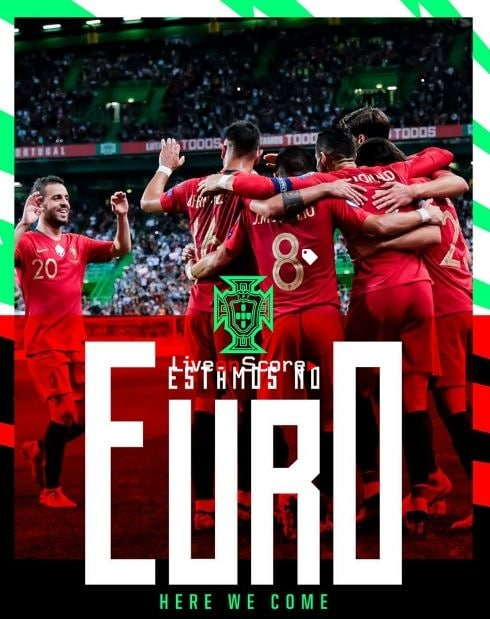 Luxembourg 0-2 Portugal Full Highlight Video – EURO 2020 Qualification