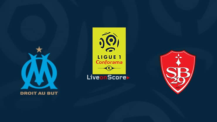 Marseille vs Brest Preview and Prediction Live stream Ligue 1  2019/2020