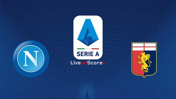 Napoli vs Genoa Preview and Prediction Live stream Serie Tim A  2019/2020