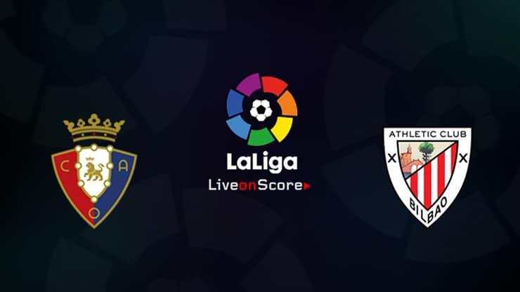 Osasuna vs Ath Bilbao Preview and Prediction Live stream LaLiga Santander 2019/2020