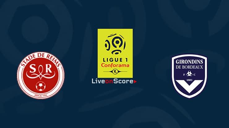 Reims vs Bordeaux Preview and Prediction Live stream Ligue 1  2019/2020