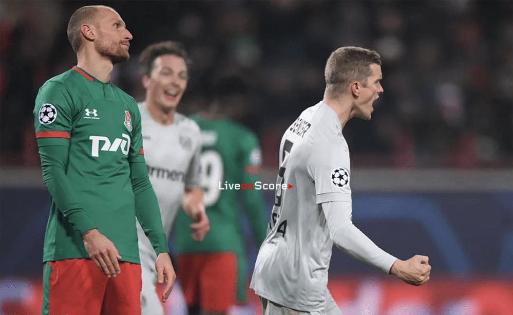 Bayer Leverkusen secure Europa League football as a minimum after Moscow win