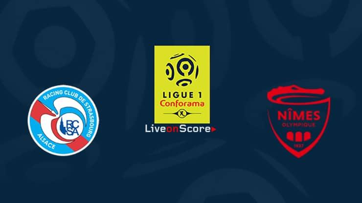 Strasbourg vs Nimes Preview and Prediction Live stream Ligue 1  2019/2020