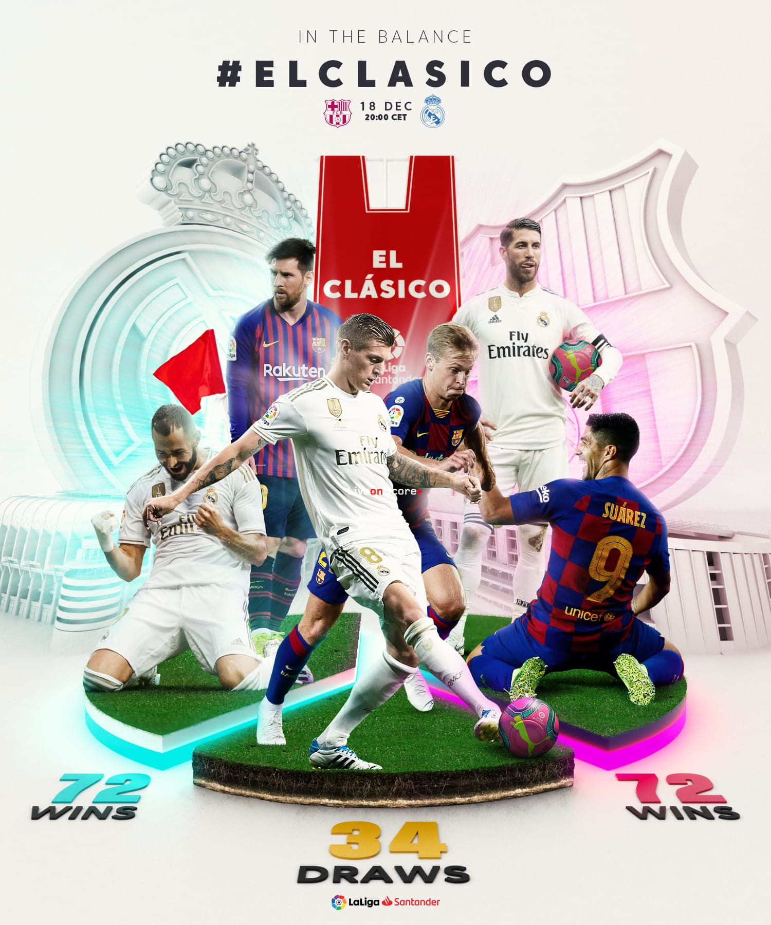 Барселона реал мадрид live смотреть