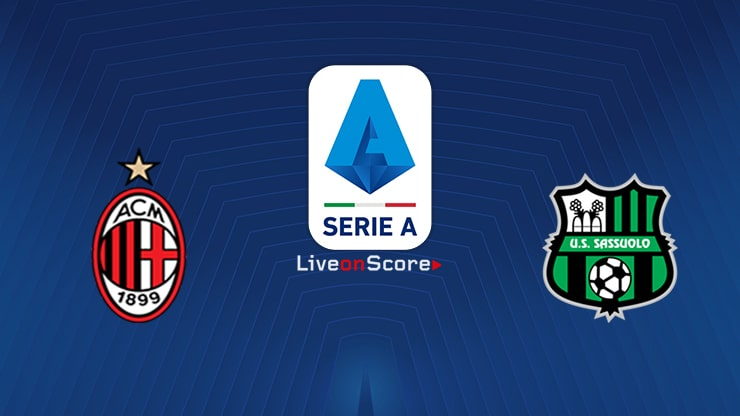 AC Milan vs Sassuolo Preview and Prediction Live stream Serie Tim A  2019/2020