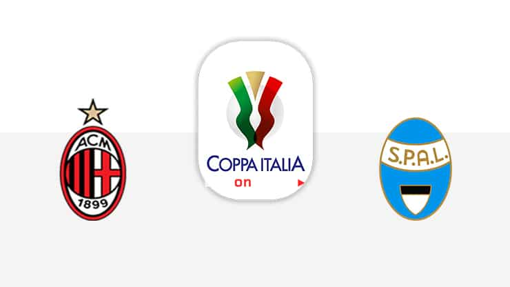 AC Milan vs Spal Preview and Prediction Live Stream Coppa Italia 1/8 Finals 2020