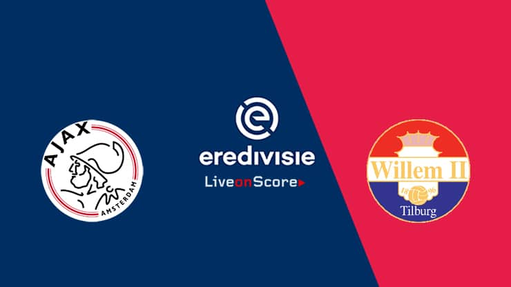 Ajax vs Willem II Preview and Prediction Live stream – Eredivisie 2019/2020