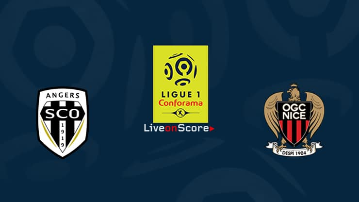 Angers vs Nice Preview and Prediction Live stream Ligue 1  2019/2020