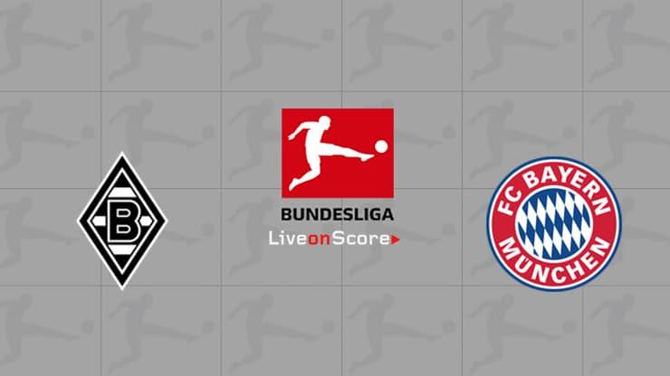 B. Monchengladbach vs Bayern Munich Preview and Prediction Live stream Bundesliga 2019/2020