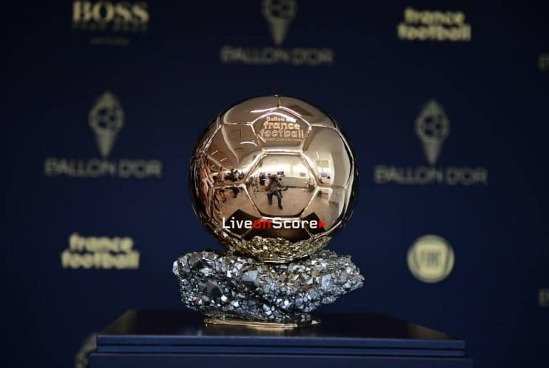 Ballon d'Or 2019 Live Stream, players ranking and Live ceremony from Paris