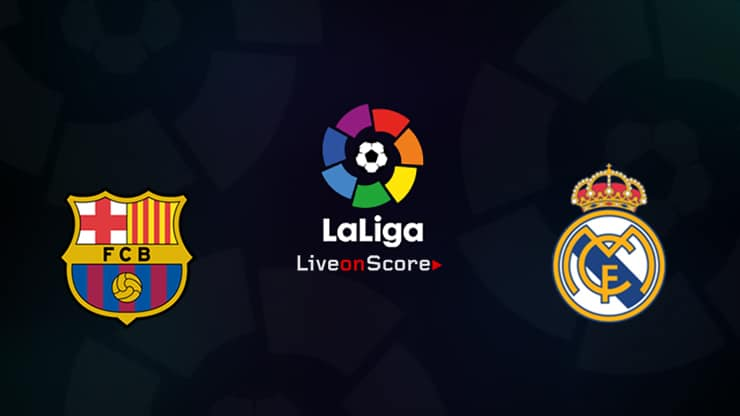 Барселона реал мадрид прямая трансляция 20