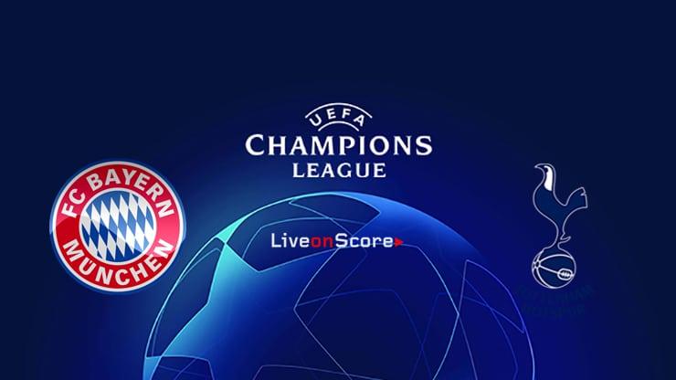Bayern Munich vs Tottenham Preview and Prediction Live stream UEFA Champions League 2019/2020