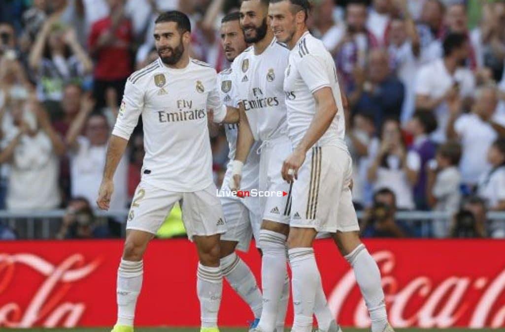Fourteen madridistas have scored so far this season