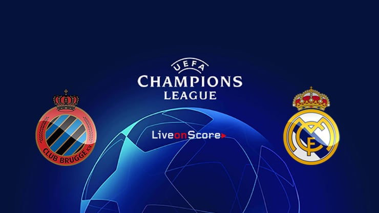 Club Brugge KV vs Real Madrid Preview and Prediction Live stream UEFA Champions League 2019/2020