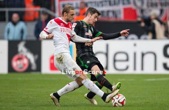 Werder Bremen Köln Live Stream