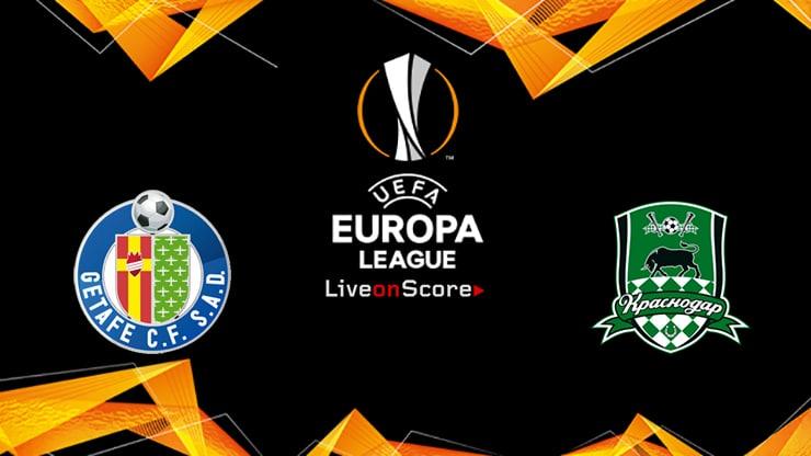 Getafe vs Krasnodar Preview and Prediction Live stream UEFA Europa League 2019/2020