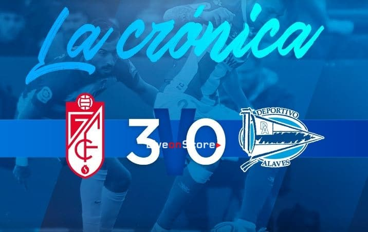 Granada CF 3-0 Alaves Full Highlight Video – LaLiga Santander